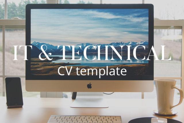 Academic Cv Template | Cv Template A Guide To Writing An Academic Cv Cv Library