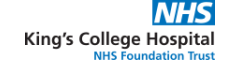 King's College Hospital - King's NHS