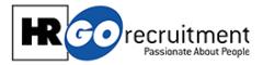 HR GO Recruitment logo