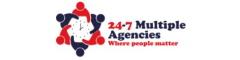 24-7 Multiple Agencies logo