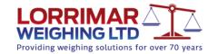 Lorrimar Weighing Ltd