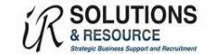 IR Solutions & Resource