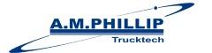 A. M. Phillip Trucktech logo