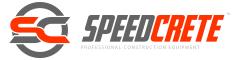 Speedcrete