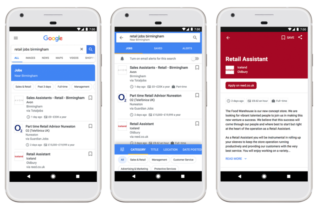 How to get your jobs on Google - Recruitment Insight